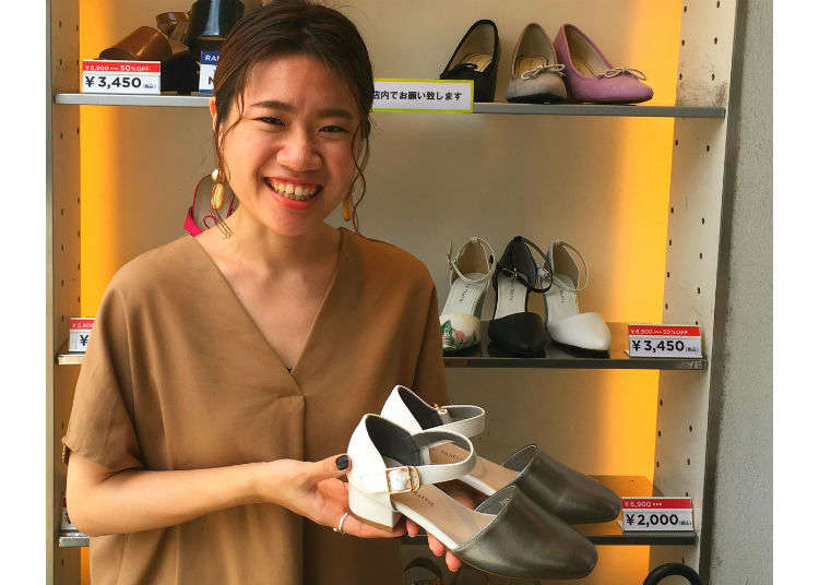 Bargain Shopping in Tokyo: 3 Outlet Shops for Shoes & Clothes