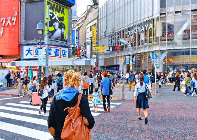 왜 일본의 거리에 쓰레기가 떨어져있지 않을까?