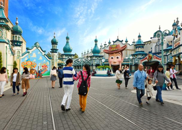 到東京迪士尼海洋這樣做才能比別人搶先玩!達人教你快速通關&免排隊遊樂設施攻略