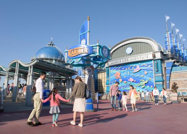 東京迪士尼海洋必排必玩超人氣遊樂設施② 一起到海底來場大冒險!「海底巡遊艇:尼莫&好友的海洋世界(ニモ&フレンズ・シーライダー)」(適用快速通行)