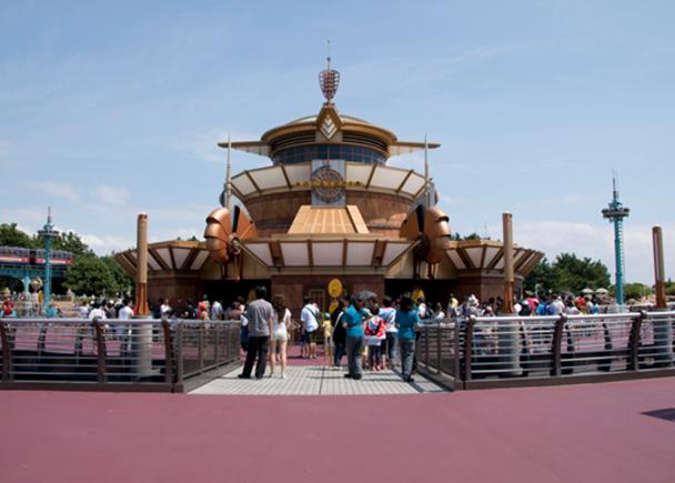 東京迪士尼海洋免排隊遊樂設施➄ 水上咖啡杯?!路線難以預測的「水上逗趣船(アクアトピア)」