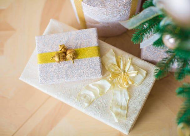 ■クリスマスプレゼントで散財してお年玉まで!?