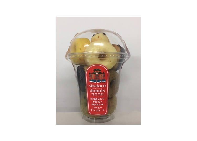 【第十名】甜甜圈組合杯(Siretoco Factory/京葉STREET)含稅780日圓