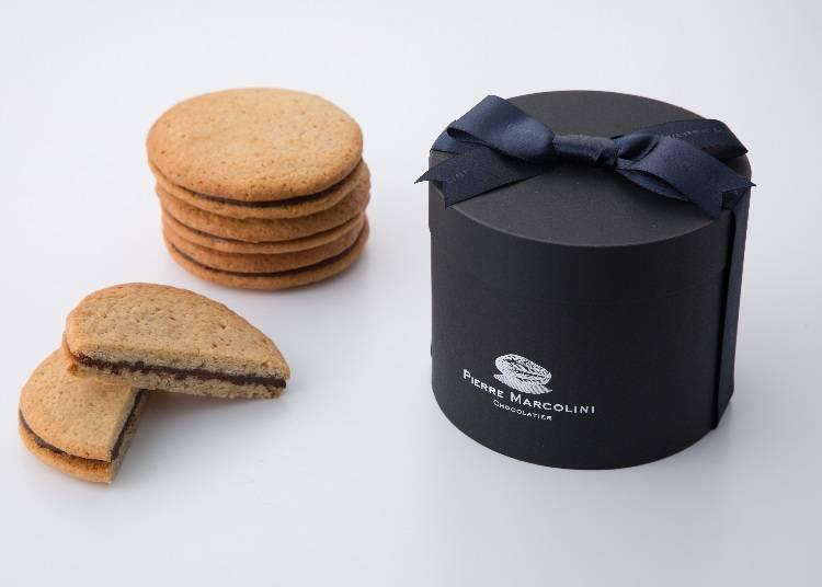 2. Marcolini Biscuits