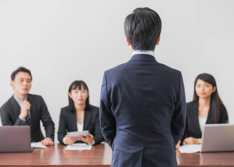 日本企業找人才並不是經驗愈豐富愈有利?