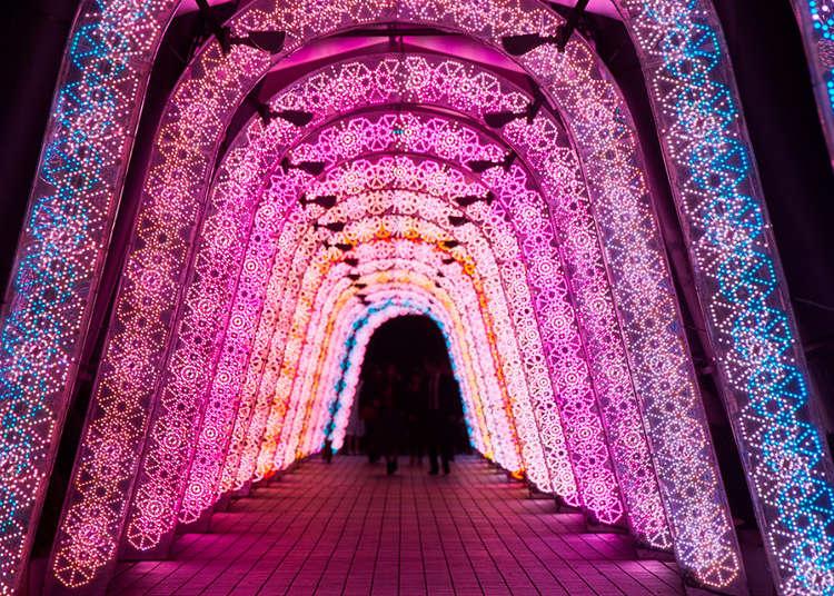2019~2020東京市區+近郊的浪漫燈飾9處❄絢麗燈飾照亮溫暖你的心