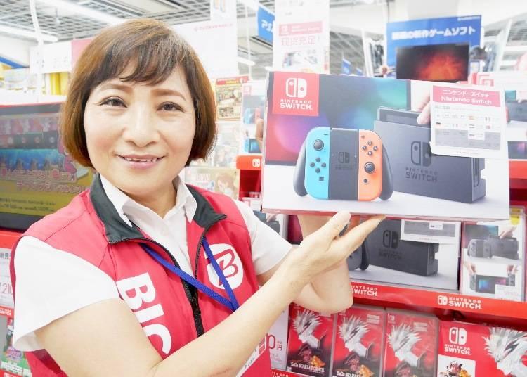 任天堂Switch 支援多國語言 獨樂樂不如眾樂樂最多玩法遊戲機