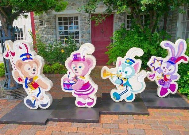 東京迪士尼海洋樂園 滿滿達菲全攻略+2018夏日全新街舞秀
