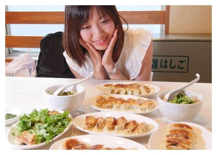 777円で70分「餃子食べ放題」に中国人女性が挑戦!餃子の本場・中国人は満足できた!?※9月7日がラストチャンス!
