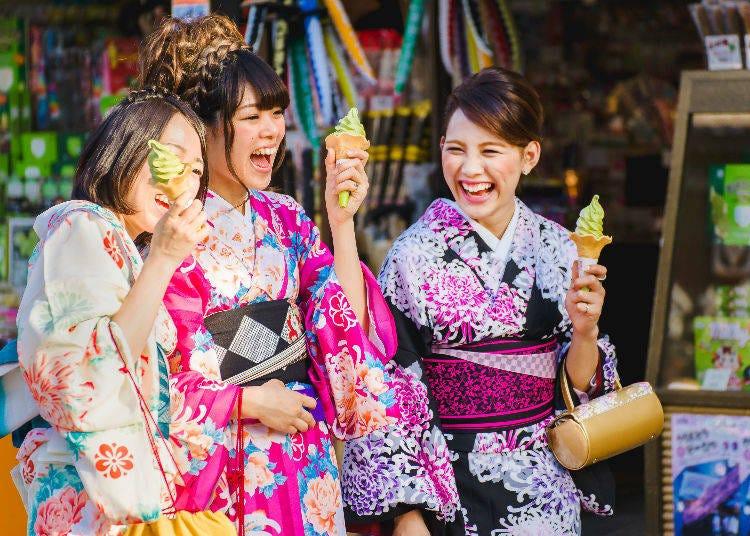 """Aisu"" (アイス) - Ice cream"