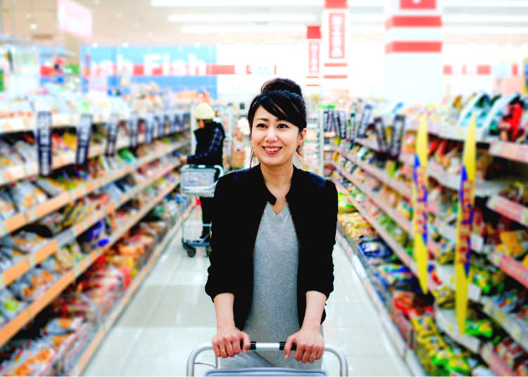 Shopping with a Japanese Housewife: 9 Favorite Time-Saving Condiments & More!