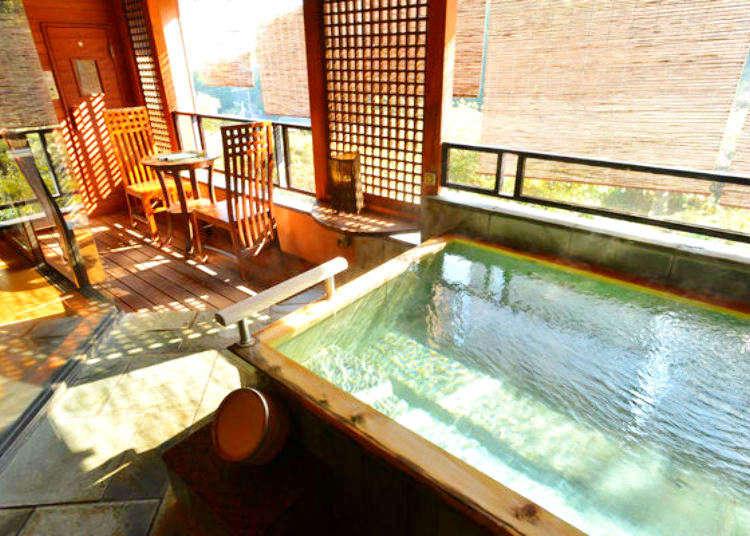 Hakuunsou: Take a Luxurious Soak at Yugawara's Prime Hot Spring Resort