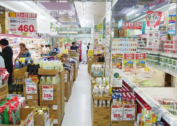 上野CP值超強「業務超市」為何那麼便宜?必買的有哪些?日本旅遊省錢必看!
