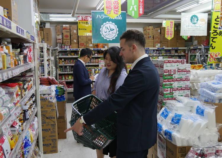 外国人が選ぶ「業務スーパー」気になる商品ベスト3!