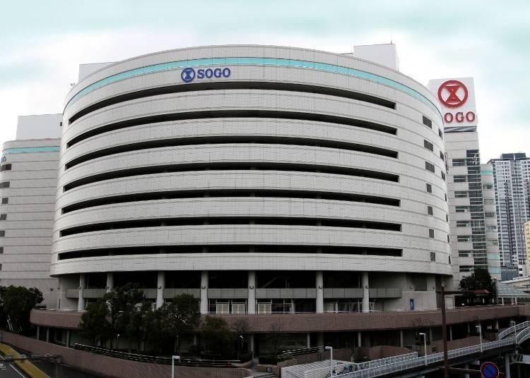 1. Sogo Yokohama: Grand Opening of an Experience-Type Cosmetics Floor