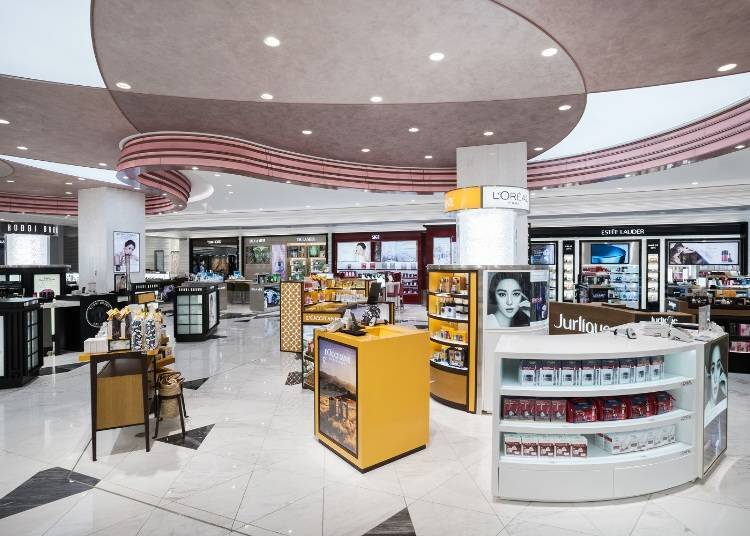 Smart Shopping at the Lotte Duty-Free Shop Ginza