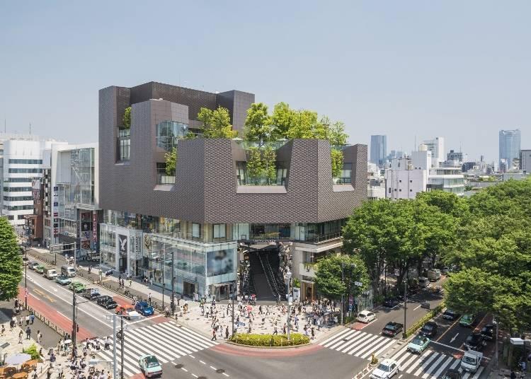 3. Tokyu Plaza Omotesando Harajuku: Modern, Stylish, and Fun!