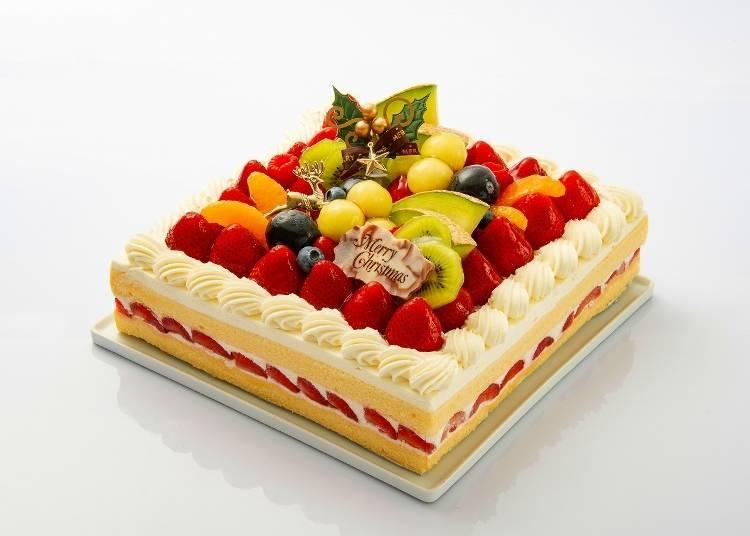 Special Fruit Shortcake / Kyobashi Senbikiya