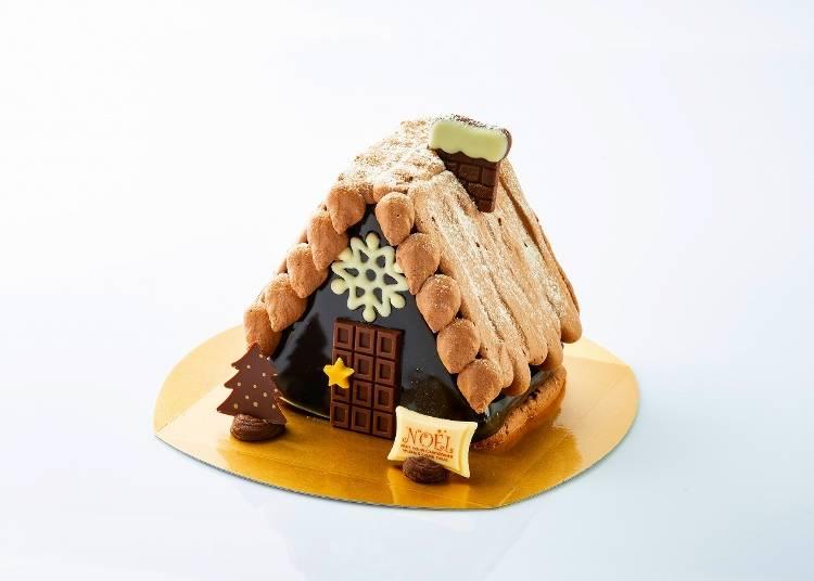 「聖誕夜的巧克力屋」/ 銀葡萄