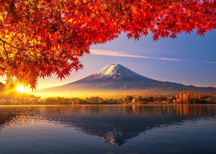 5. Chubu: Fall colors