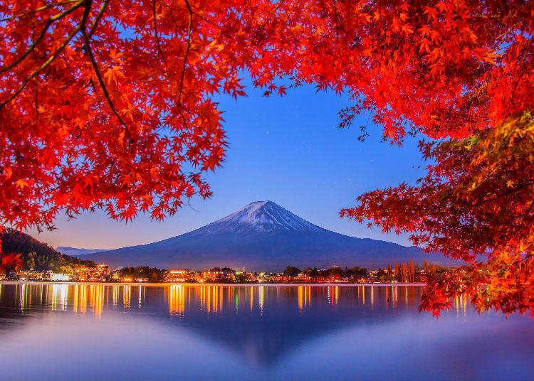 Fall in Japan 2020: Best 8 Spots to See Fall Colors (And When to Visit)!