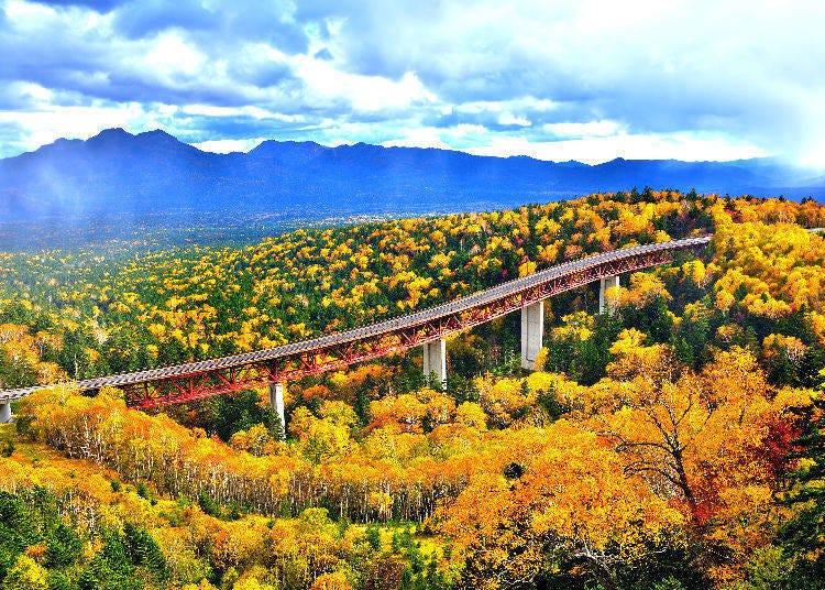 5. Mikuni Pass in Hokkaido