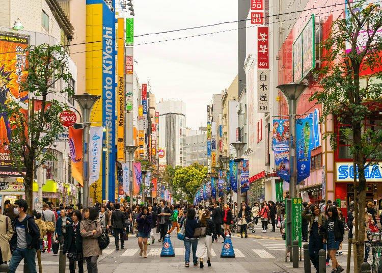 "Ikebukuro: ""Shopping, Entertainment, and Ramen Galore!"""