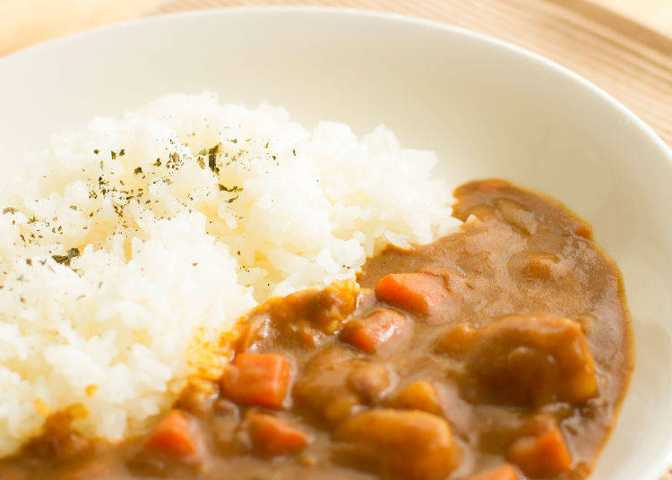 Heat-and-eat Curry: a Delicious Instant Meal for Everyone!