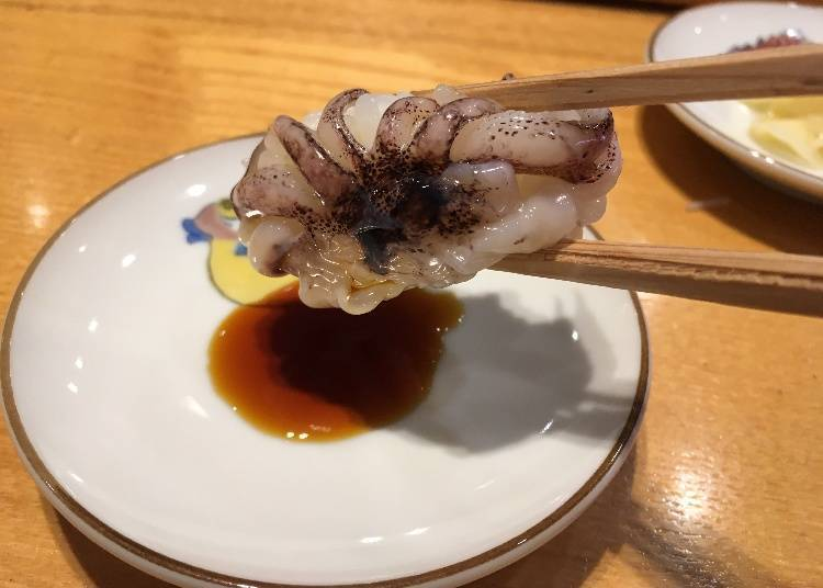 2. How to Eat Sushi: Soy Sauce Dipping Tips