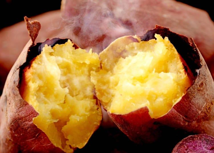 4. Autumn's aromas are exquisite