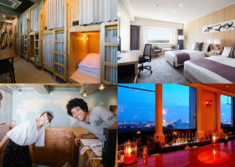 Hotels Near Narita Airport Japan: Accommodations for Every Budget!