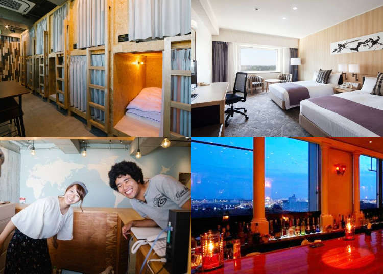 Narita Airport Hotels: 3 Accommodations for Every Budget!