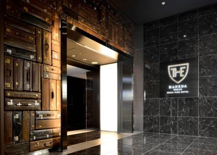 5. The Royal Park Hotel Tokyo Haneda