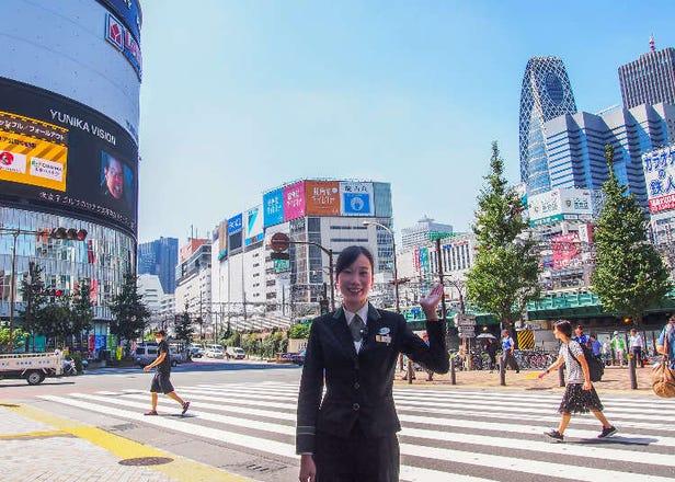 在地人推薦的新宿逛街景點、美食餐廳口袋清單!在東京就是要從早玩到晚上!