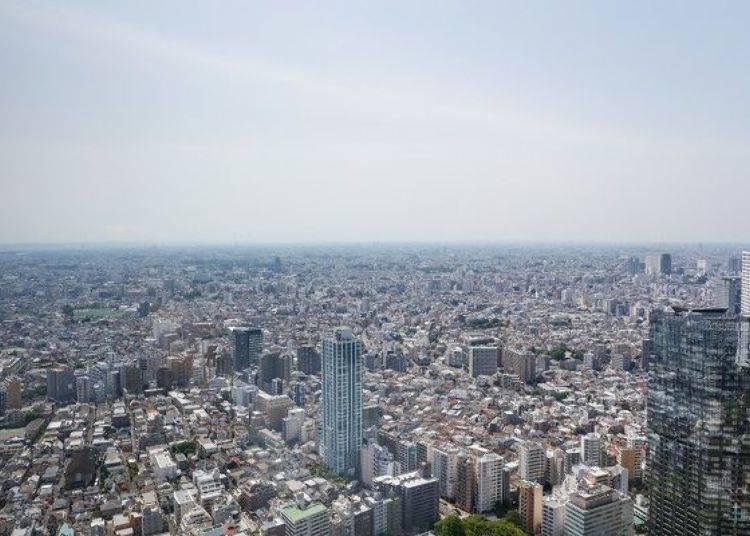 ☆想把新宿美景盡收眼底 趕快到免費的「東京都廳展望室」