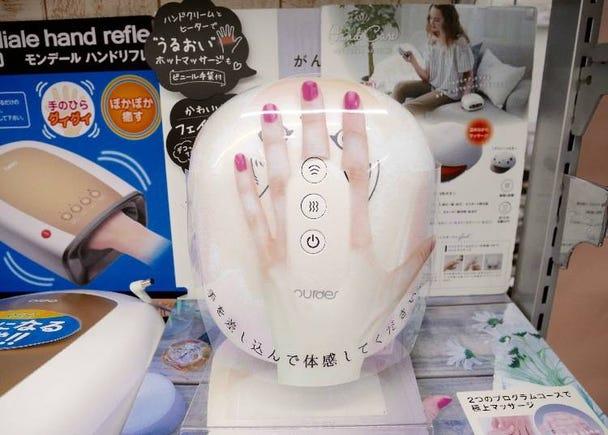 溫柔包覆每根手指頭 超療癒手部按摩機