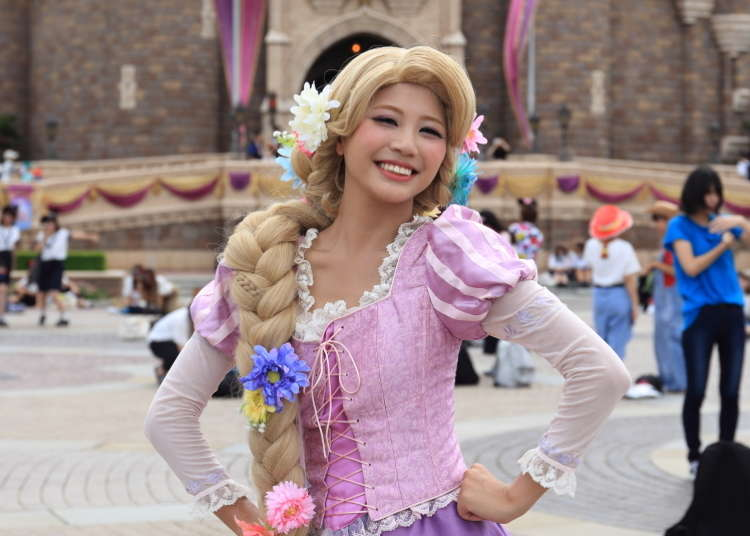 Halloween 2018 at Tokyo #Disney Resort: Ultimate Guide to Special Gourmet Creations & Interviewing Cosplaying Guests!
