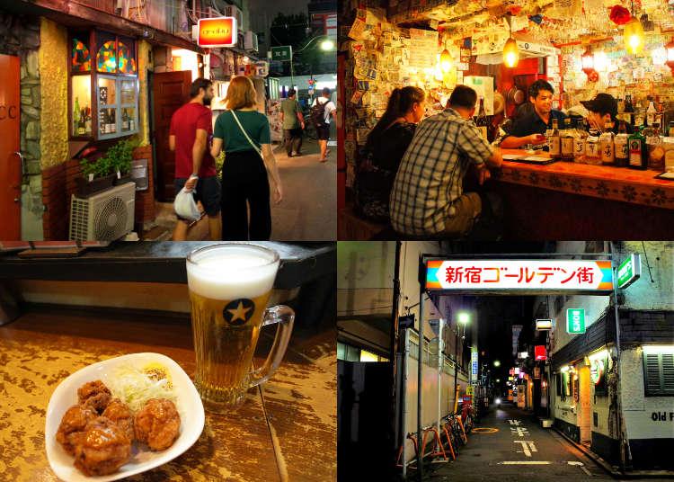 ディープな魅力がいっぱい!ほんとうにおいしい「新宿・歌舞伎町ゴールデン街」のお店はコレ!