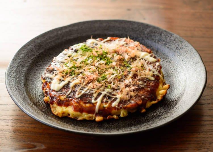 16. Okonomiyaki