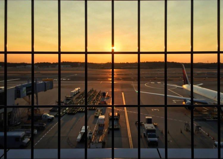 Long Layover at Tokyo's Narita Airport