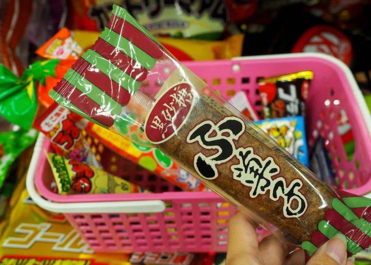 8. Fugashi Bran Snack (Yaokin) ¥21