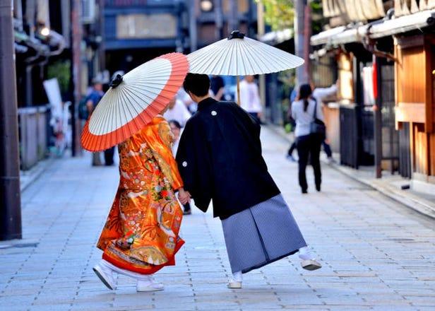 Honeymoon in Tokyo: 4 Perfect Romantic Getaways in Japan!