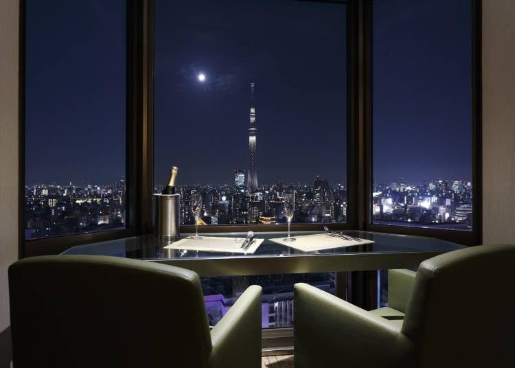 2. Thinking Old School Tokyo with a Modern Twist? Asakusa View Hotel
