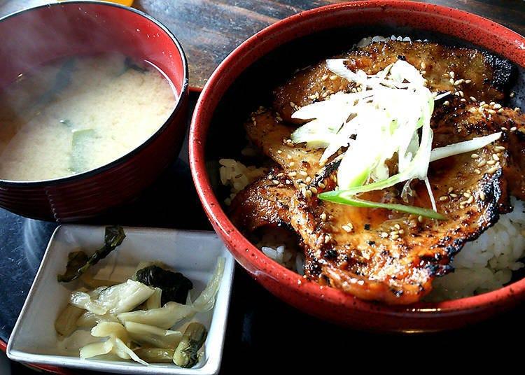 9. The Flavors of Chichibu in Delicious Local Cuisine