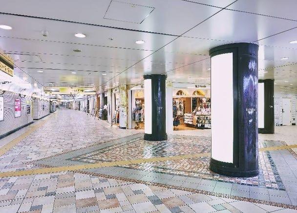 음식과 패션을 모두 갖춘~방문하는 것 만으로도 흥분되는 쇼핑 스트리트 'Echika 이케부쿠로'