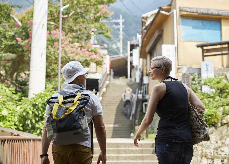 [미슐랭 전직 임원의 일본 산책④]오랜 역사를 지닌 오야마 참배와 하쿠슈 지로가 살았던 고민가를 체험하다.