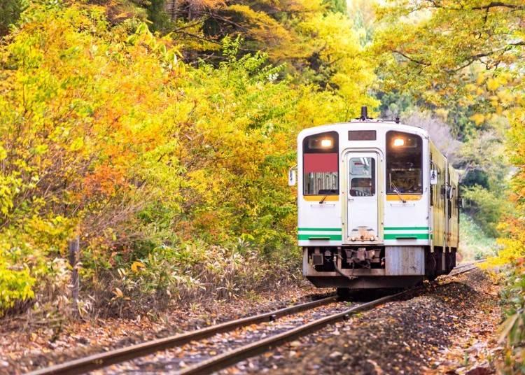 日本的電車