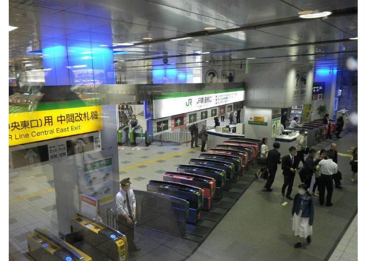車站內常用單字