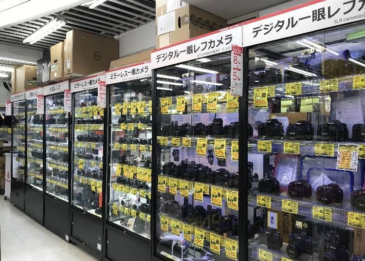 1. Bic Camera Ikebukuro Higashiguchi Outlet Store