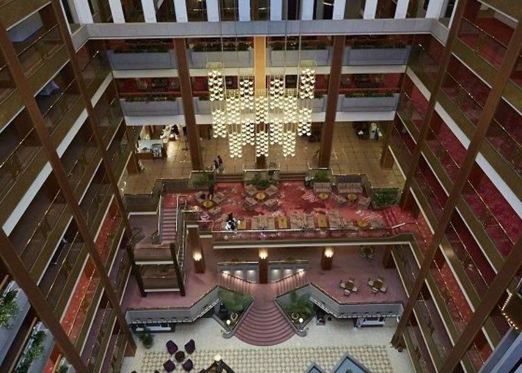 「ASAYA HOTEL」宛如踏入吉卜力世界般的典雅大廳